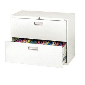 600 series 2drawer file cabinet