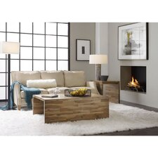 Live Edge 2 Piece Coffee Table Set by Hooker Furniture