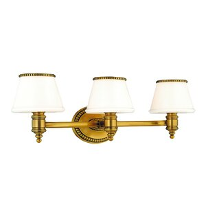 Ellerbee 3-Light Vanity Light Darby Home Co