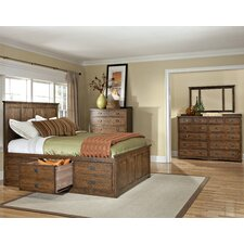 Oakhurst Panel Customizable Bedroom Set by Imagio Home by Intercon