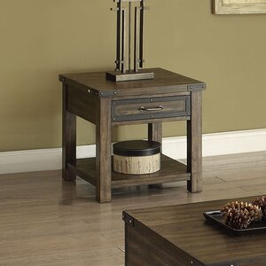 Kailas End Table by A&J Homes Studio