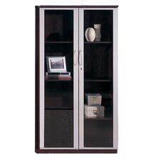 Wall 68 Standard Bookcase by Mayline Group