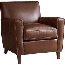 Club Chair and Ottoman by AllModern Custom Upholstery