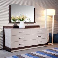 Modrest Volterra 6 Drawer Dresser by VIG Furniture