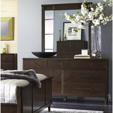 Spring Street 7 Drawer Dresser with Mirror by Brayden Studio