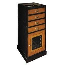 Caddie Accent Cabinet by Authentic Models