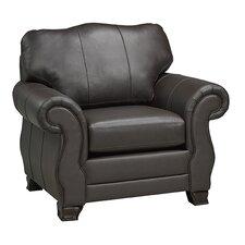 Huntington Italian Leather Club Chair by Coja