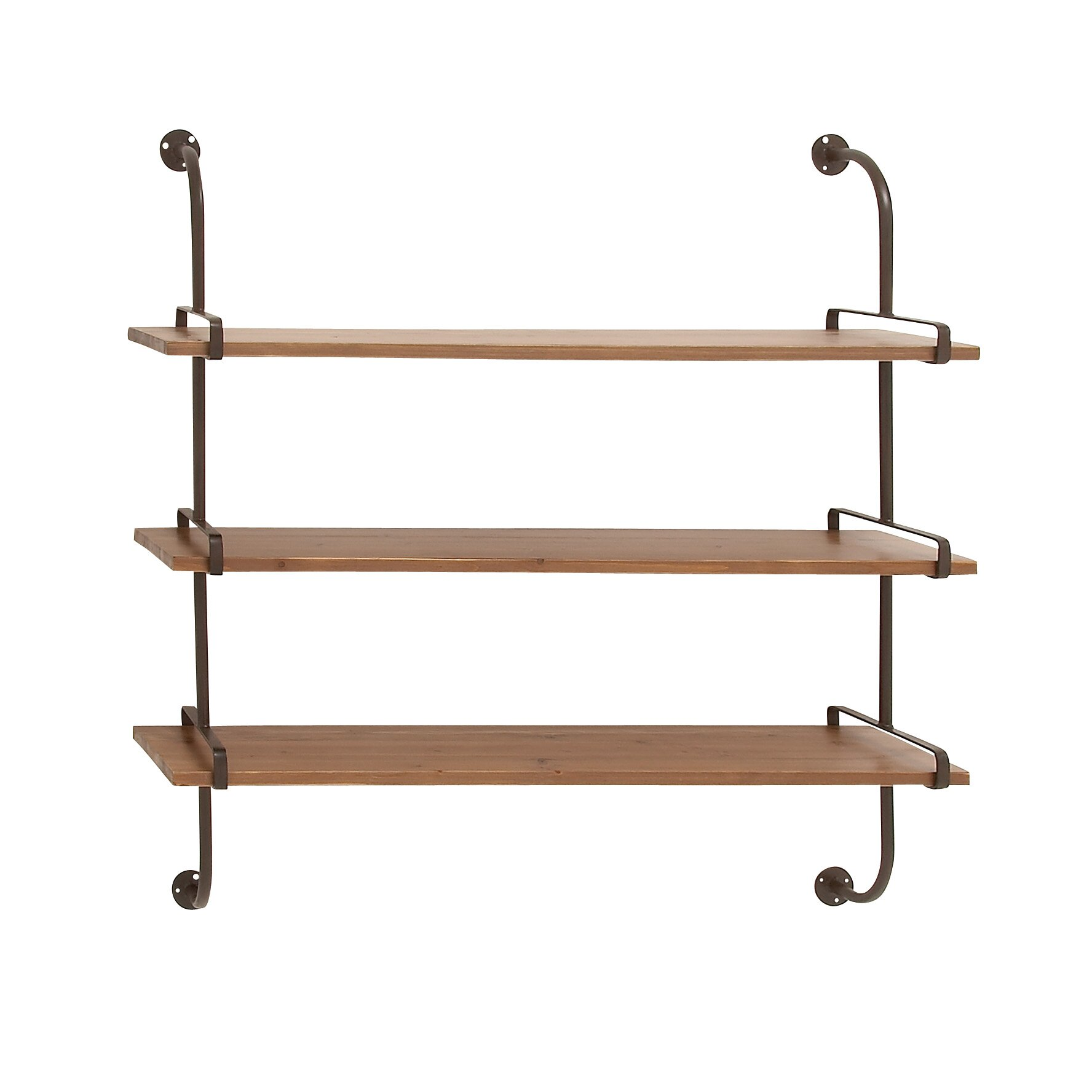 Beautiful Trent Austin Design Fountain Valley Wood Wall Shelf Reviews . Modern  Bathroom ...