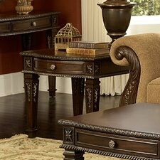 Amalfi End Table by Astoria Grand