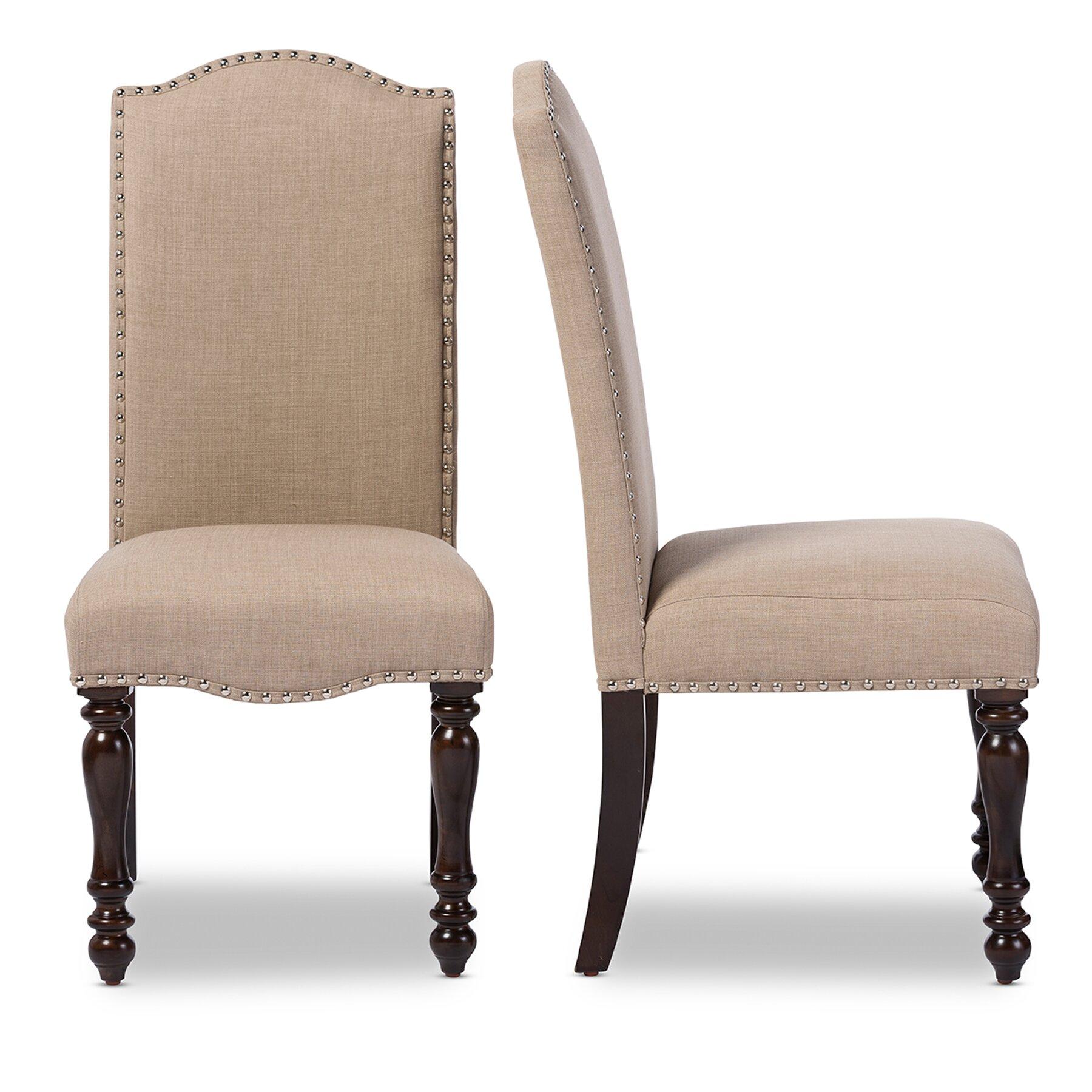 Wholesale Interiors Baxton Studio Side Chair & Reviews | Wayfair
