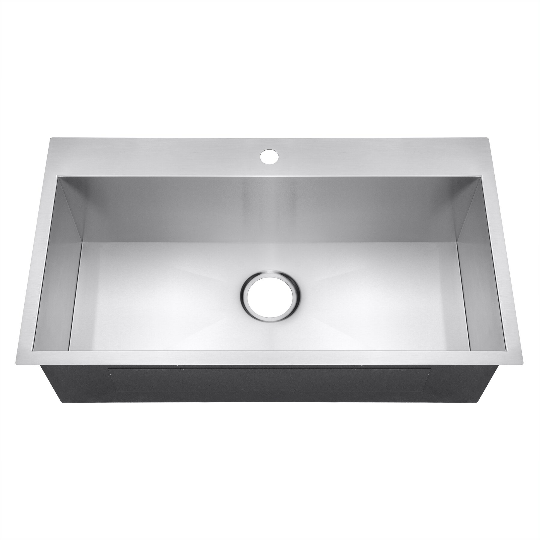 18 x 32 single bowl kitchen sink - Bowl Kitchen Sink