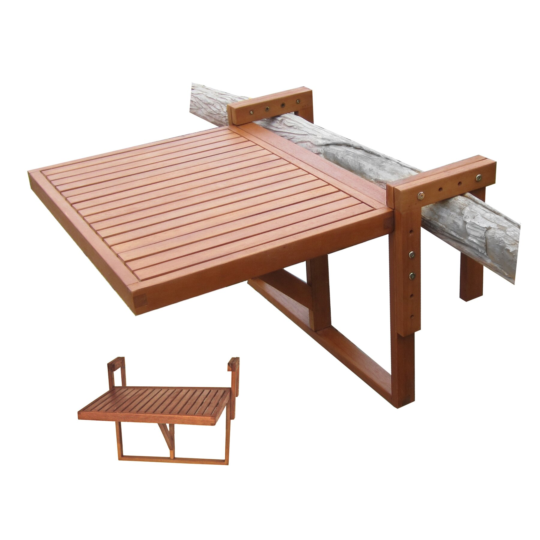 caracella balkontisch berkeley bewertungen. Black Bedroom Furniture Sets. Home Design Ideas