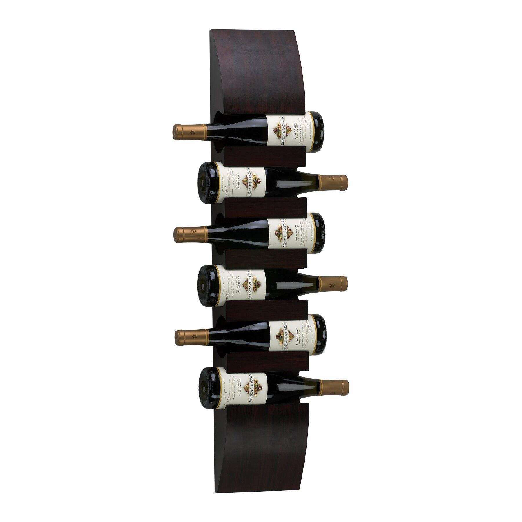 contemporary wine rack - modern contemporary wine racks allmodern