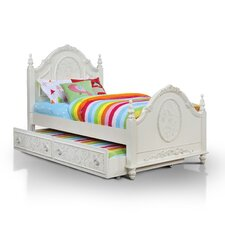 Dawn Panel Bed with Trundle by Viv + Rae