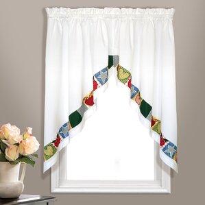 Appleton Swag Kitchen Curtain