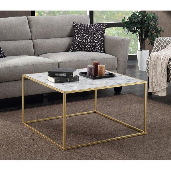 MarbleGraniteTop Coffee Tables Wayfair - Marble coffee table set