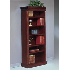 Prestbury Left Hand Facing 80 Standard Bookcase by Darby Home Co