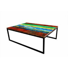 Clairbuoyant Coffee Table by EcoChic Lifestyles