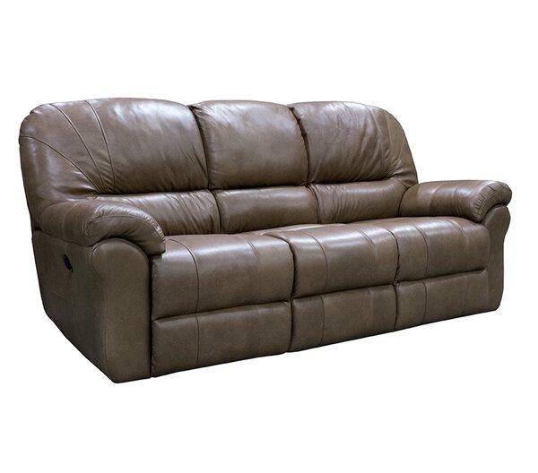 Coja Frankfort Top Grain Leather Sofa Recliner And Loveseat Recliner With  Power Set | Wayfair
