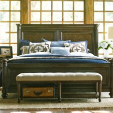 Finnegan Traditional Platform Bed by Three Posts