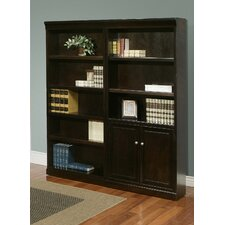Fulton 72 Standard Bookcase by kathy ireland Home by Martin Furniture