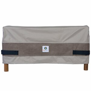 Elegant Ottoman/Side Table Cover by Duck Covers