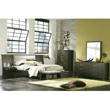 Sirena Platform Customizable Bedroom Set by Brayden Studio
