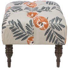 Zoeller Tufted Ottoman by Darby Home Co
