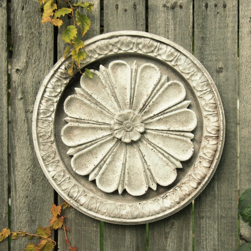 Wayfair Wall Decor one allium way medallion wooden wall décor reviews wayfair