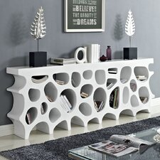 Wander 33 Accent Shelves Bookcase by Modway