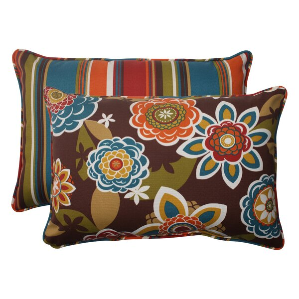 pillow perfect annie westport reversible lumbar pillow u0026 reviews wayfairca
