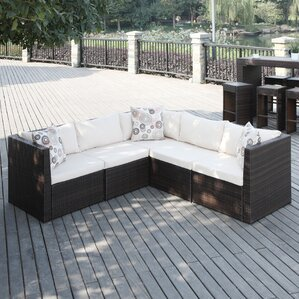 Lachesis Sectional With Cushions