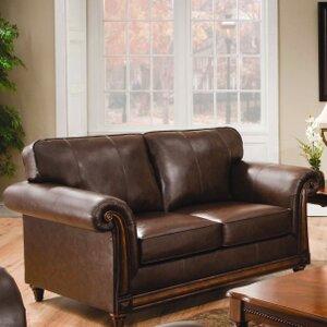 Simmons Upholstery Duwayne Loveseat by Three Posts