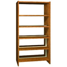 Glacier 71 Standard Bookcase by Ironwood