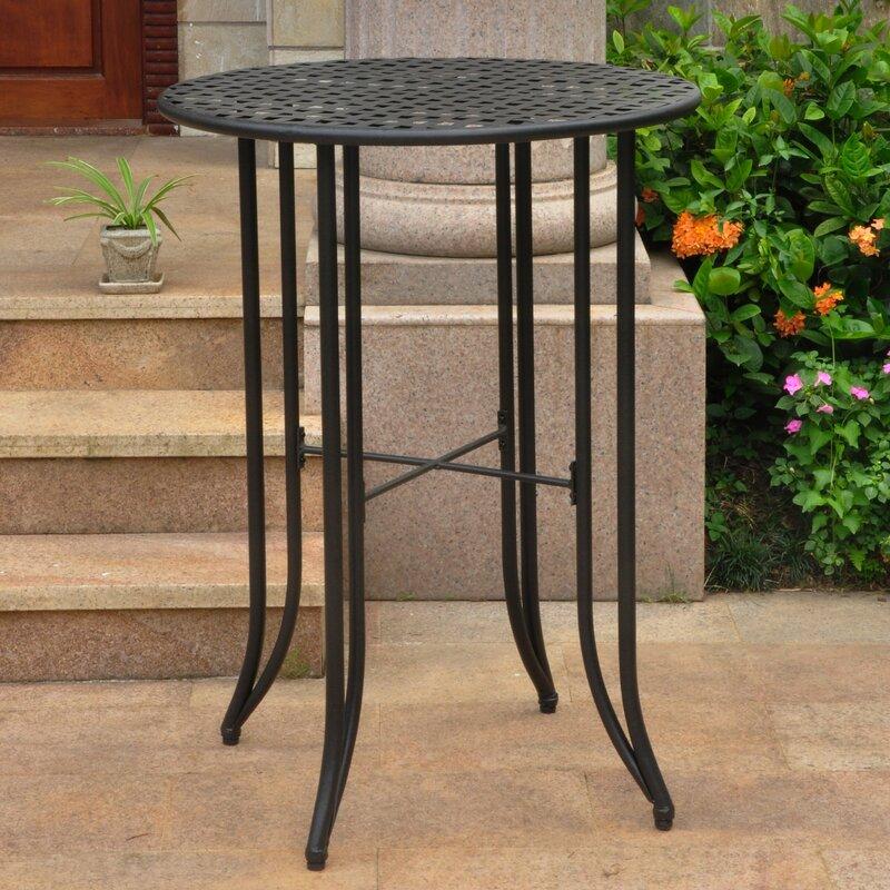 Doric Bar Table