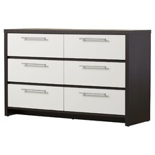 Clarkedale 6 Drawer Dresser