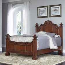 Santiago Panel Bed by Home Styles