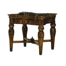 Montecarlo End Table by Benetti's Italia