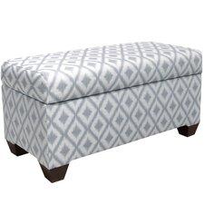 Raelynn Wood Upholstered Storage Bedroom Bench by Ivy Bronx