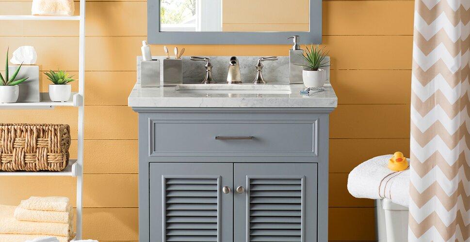 Bathroom Vanities In Every Style. Shop Sale Now