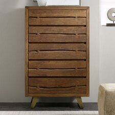 Transcend 5 Drawer Chest by Hooker Furniture