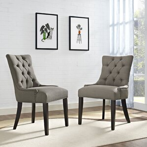 Find The Best Upholstered Kitchen U0026 Dining Chairs | Wayfair
