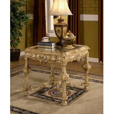 French Quarter Square End Table by Eastern Legends