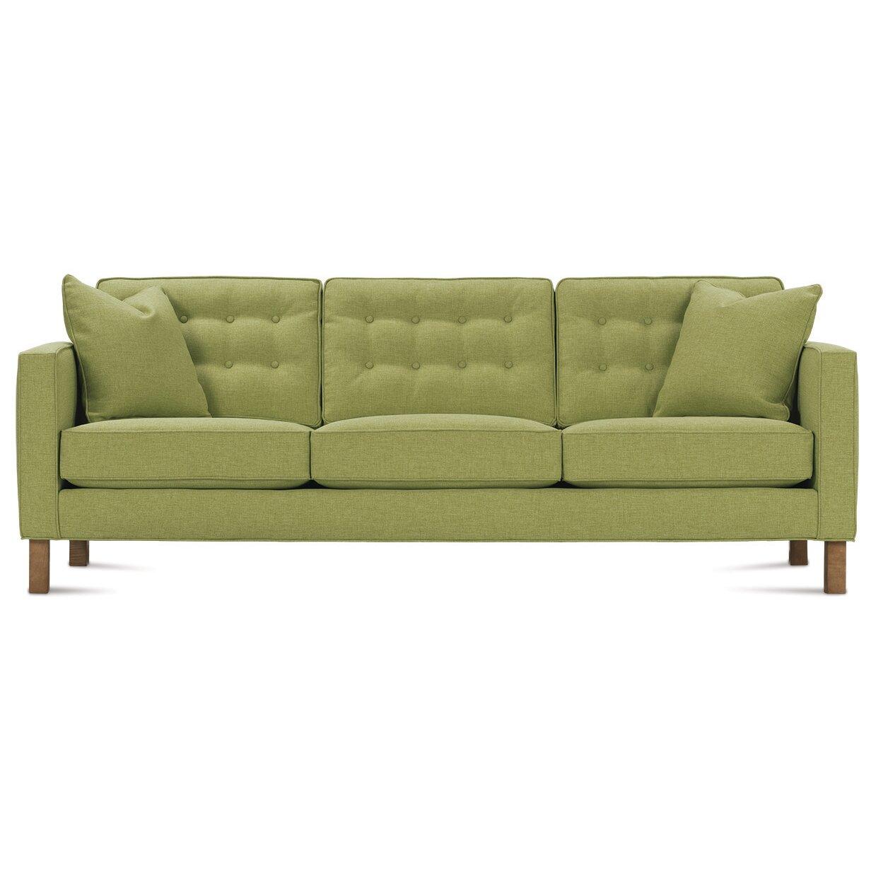 abbott sofa reviews allmodern. Black Bedroom Furniture Sets. Home Design Ideas