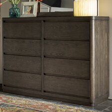Norton 8 Drawer Double Dresser by 17 Stories