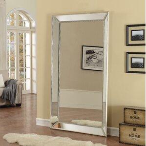 Vintage Floor Mirror. Simple Wall U Floor Mirrors Round U Unique ...