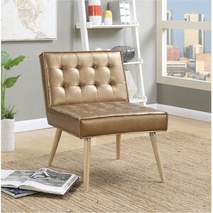 Amity Tufted Side Chair by Ave Six