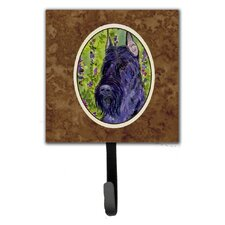 Scottish Terrier Wall Hook by Caroline's Treasures