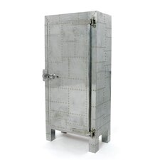 Quintana Old School Freezer Cabinet by 17 Stories