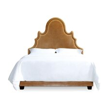 Amalie Upholstered Platform Bed by My Chic Nest